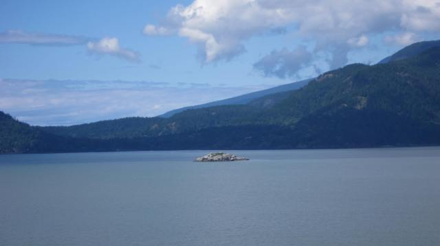 Granite in Howe Sound