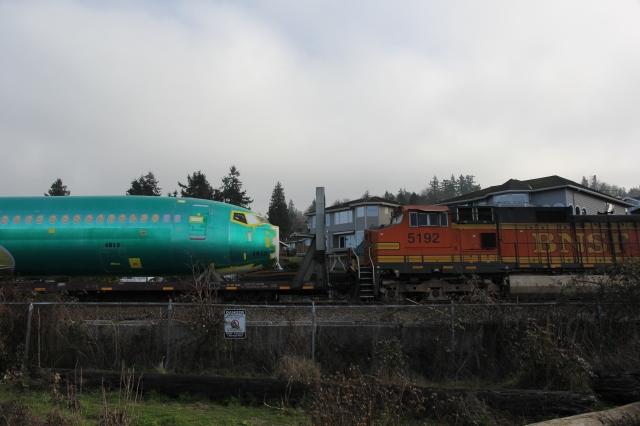 Plane V Train