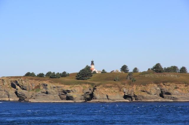 Tatoosh Island lighthouse